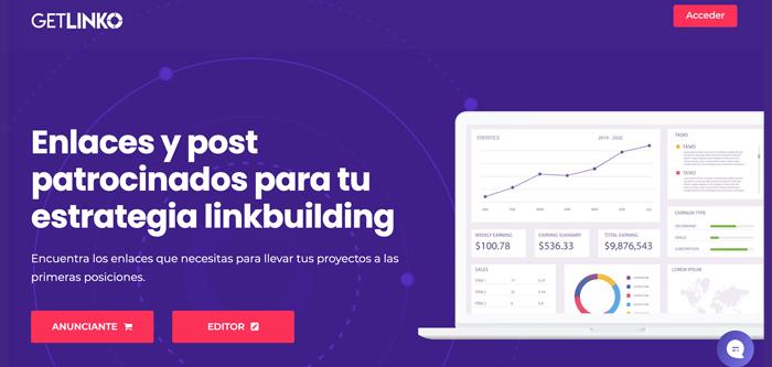 Getlinko | Linkbuilding