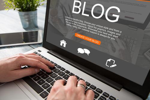 posicionar tienda online blog