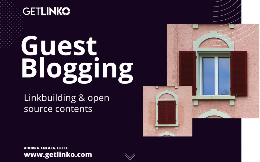 Manual del guest blogging