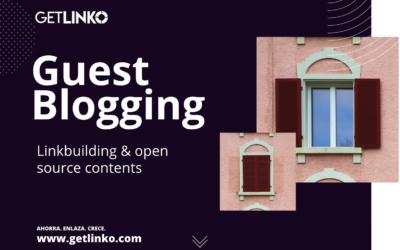 Descubre cómo conseguir enlaces y hacer guest blogging como los profesionales